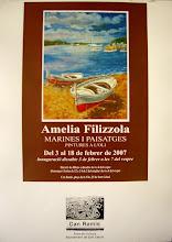 Cartel exposición individual 2007