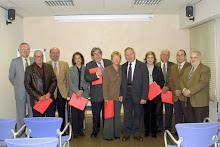 Grupo de premiados Col. Ingenieros 2005.