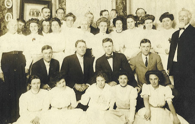 Extended Sullivan and Mahoney Families