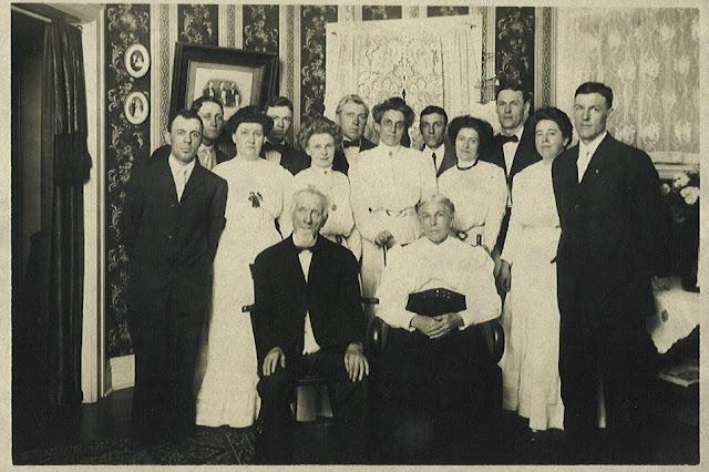 Philip Sullivan and Ellen Connor Family