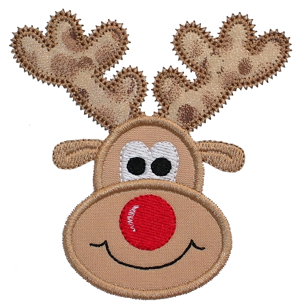 Reindeer Face Templates Printable | Search Results ...