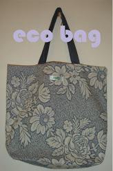 sacolas ecológicas!