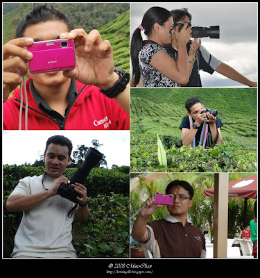 Cameramen and woman of the year! :p