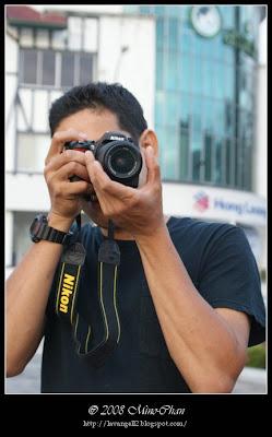 Cameraman @ Work : Korie