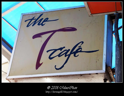 T-Cafe is close!! T_T