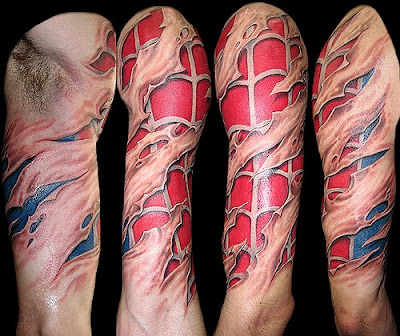 fotos de Tatuajes  Spidey_tattoo_2