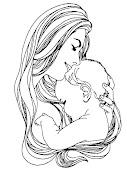 10 de mayo día oficial para festejar a las madres en México (madre hijo)