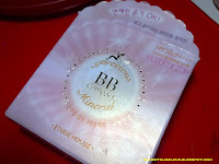 Etude House Precious Mineral BB Compact in Sheer Glowing Skin box