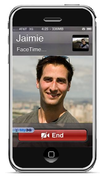 gmail chat for iphone