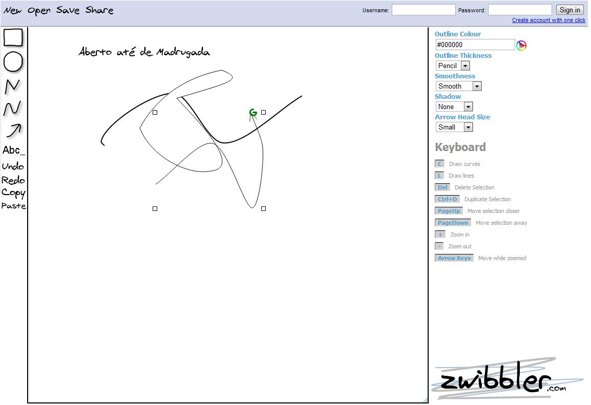 Internet's Best Secrets: Zwibbler - Drawing on HTML5