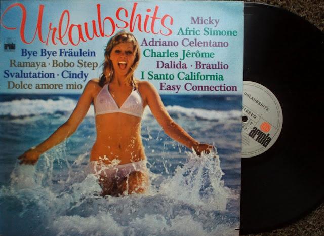 Urlaubshits - Various on Ariola 1976