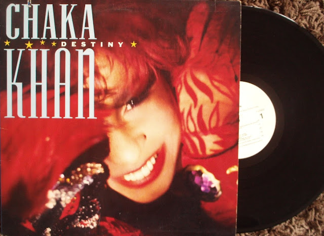 Chaka Khan - Destiny on WB 1986