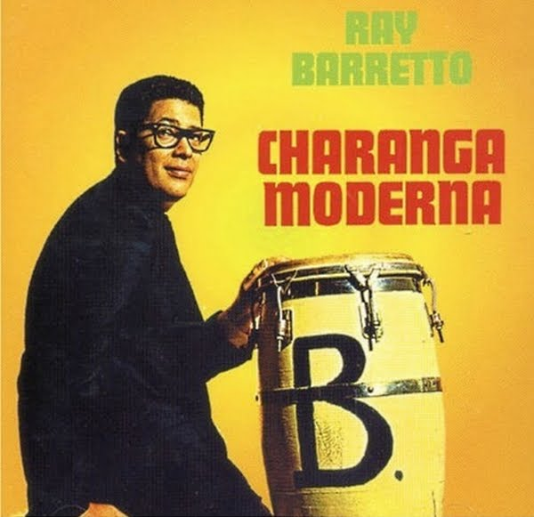 Cover Album of Ray Barretto - Charanga Moderna on Tico 1962