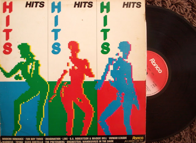 Hits Hits Hits - Various on Ronco 1981