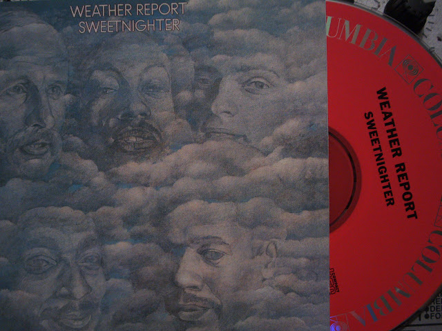Weather Report - Sweetnighter on Columbia 1973