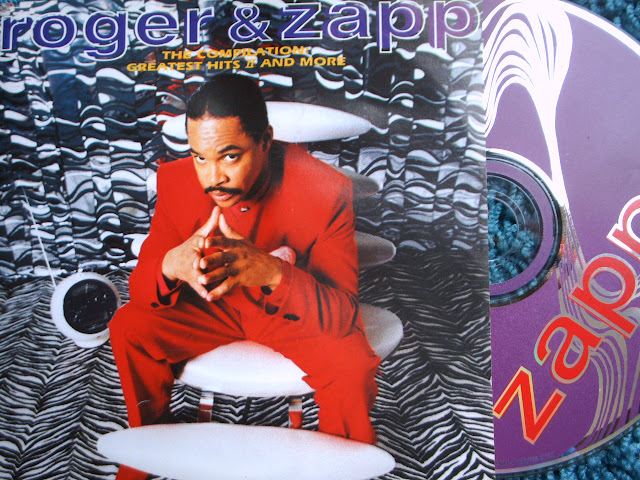 Roger & Zapp - Greatest Hits II And More on Reprise 1996