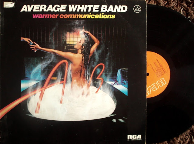 Average White Band - Warmer Communications on RCA 1978