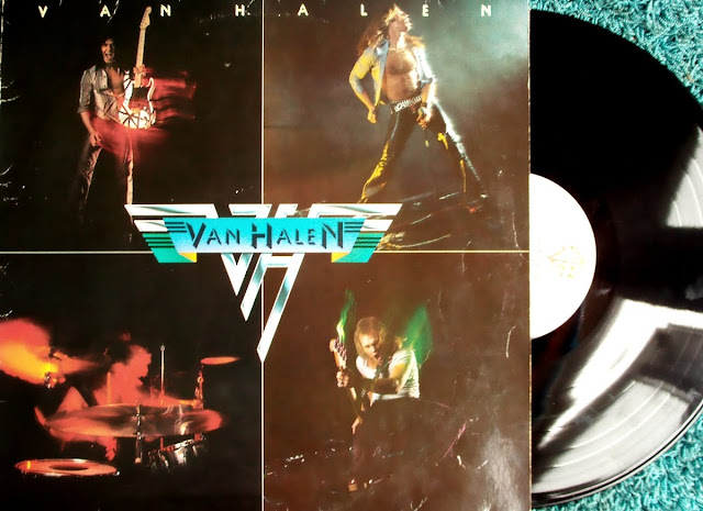 Van Halen - Van Halen on Warner Brothers 1978