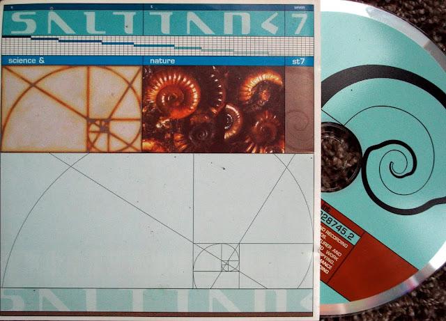 Salt Tank  - Science & Nature ST7 on Internal 1996