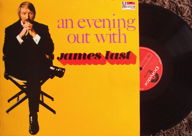 James Last and his Orchestra - An Evening Out With James Last on Polydor Medium 1969