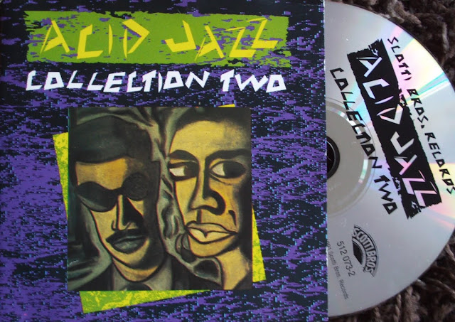 Acid Jazz Collection Two - Various on Scotti Bros. 1991