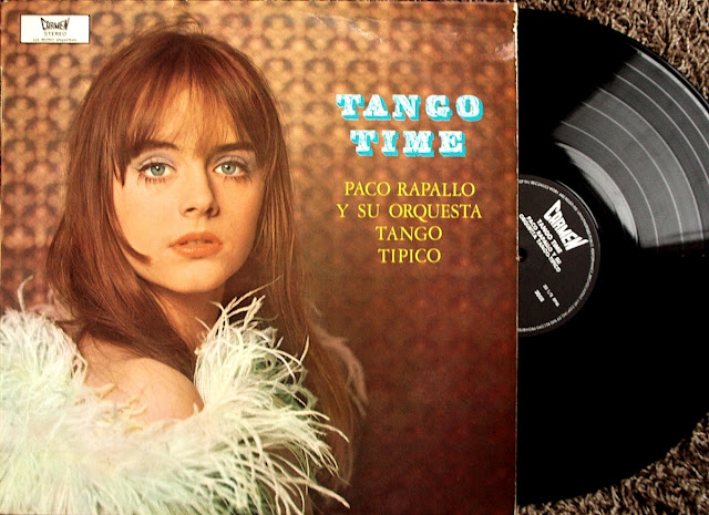 Paco Rapallo Y Su Orquesta Tango Tipico - Tango Time on Carmen 197?