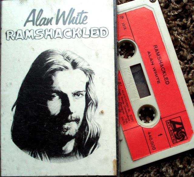 Alan White - Ramshackled on Atlantic 1976
