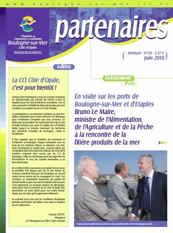 village partenaire 2010 les 24 h dans le magazine de la cci. Black Bedroom Furniture Sets. Home Design Ideas