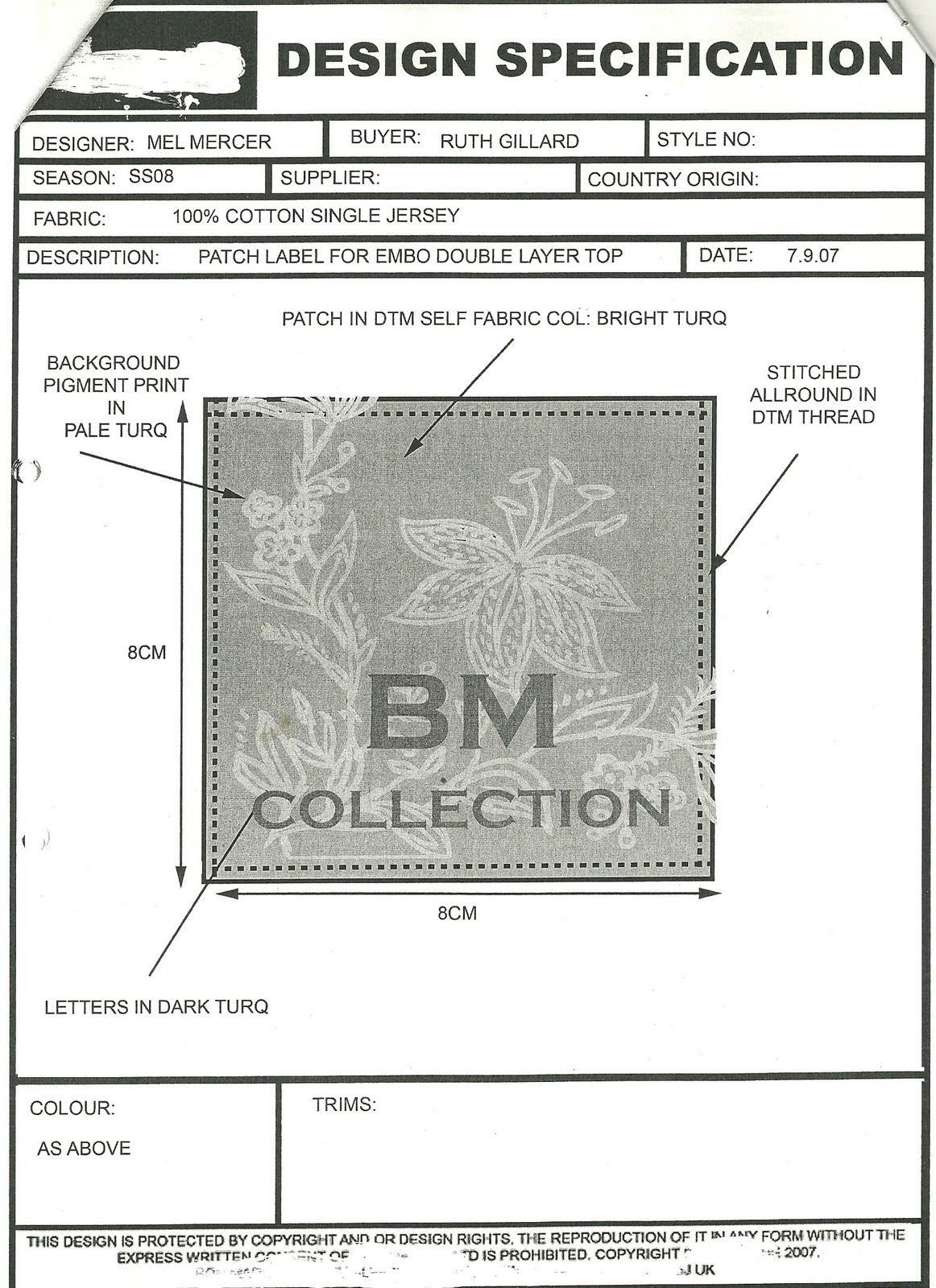 Charming Technical Design Specification Template Contemporary ...