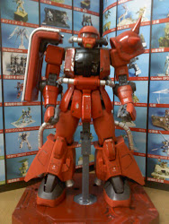 Zecharia Zaku Project STAGE TWO