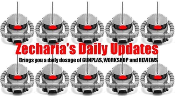 Zecharia's daily Updates
