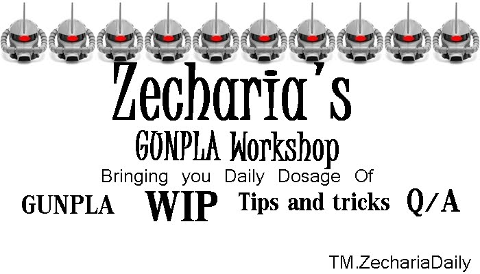 Zecharia's Daily Workshop.
