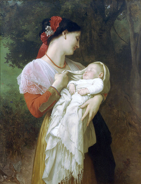 [459px-William-Adolphe_Bouguereau_(1825-1905)_-_Maternal_Admiration_(1869).jpg]