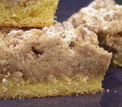 Top Heavy Crumb Cake