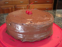 "Hershey&#39;s ""Perfectly Chocolate"" Chocolate Cake"