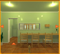 Escape World Chapter 3 - Dining Room Walkthrough