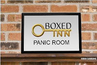 Boxed Inn - Panic Room Walkthrough