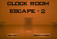 Clock Room Escape 2 Walkthrough