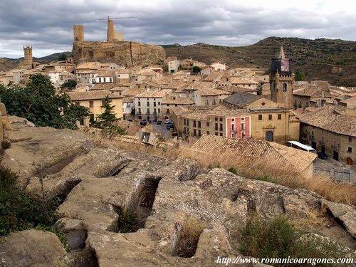 Jibarito Pueblos de España