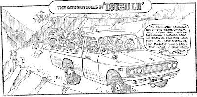 Isuzu Lu: Ol Skulmanki