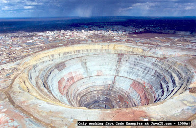 big diamond mine