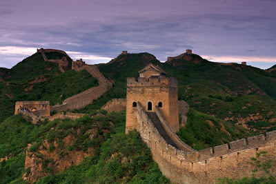 Great Wall of China photograpy