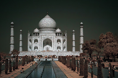 Eternal Love Taj Mahal India Photography by gilad