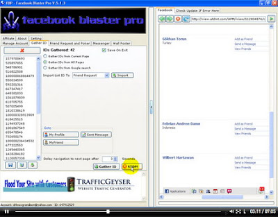 Digital Media Group Facebook Blaster Pro 6.0.6 + Serial
