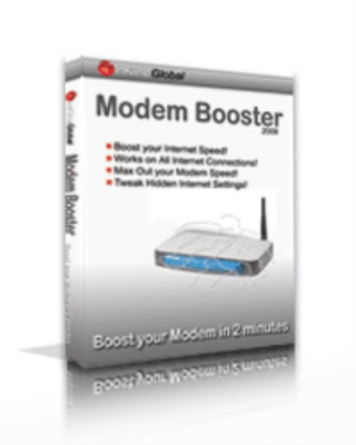 Modem Booster 5.0.121 Retail - software gratis, serial number, crack, key, terlengkap