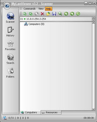 MyLanViewer 4.3.0 - software gratis, serial number, crack, key, terlengkap