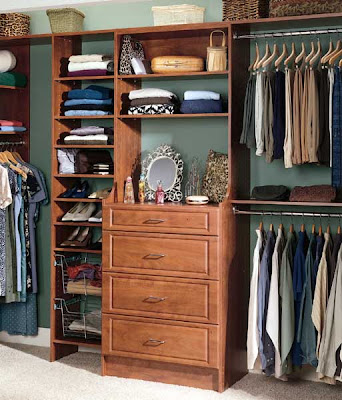 Exceptionnel The Closet Below Is From Affordable Closet Systems. Love It, Love It, Love  It!