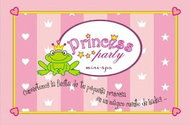 PRINCESS PARTY Mini- Spa