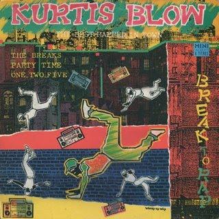 Kurtis Blow – Break To Rap  (1983)[INFO]