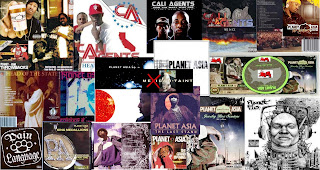 Planet Asia Discography